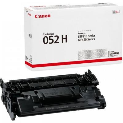 Картридж Canon 052H (2200C002) оригинальный Ref.