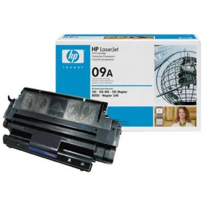 Заправка картриджа HP 09A