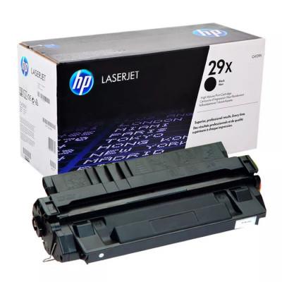 Заправка картриджа HP 29X