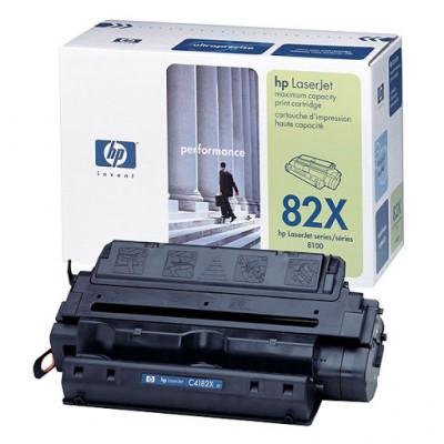 Заправка картриджа HP 82X