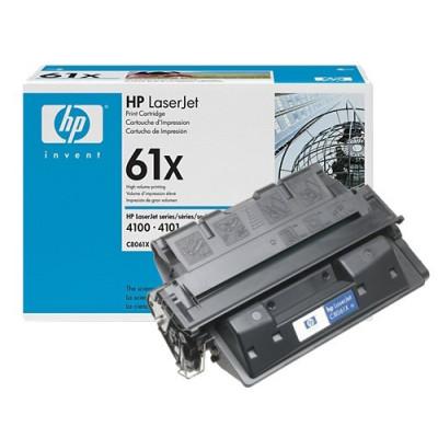 Заправка картриджа HP 61X
